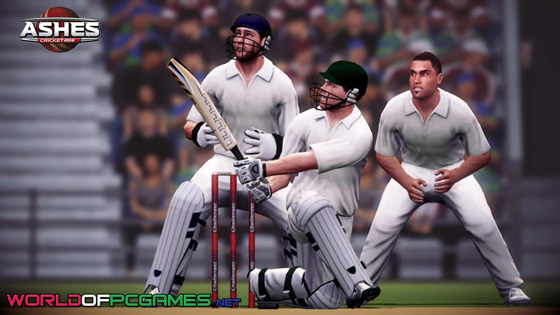 EA Sports Cricket 2007 Free Download By Worldofpcgames.net