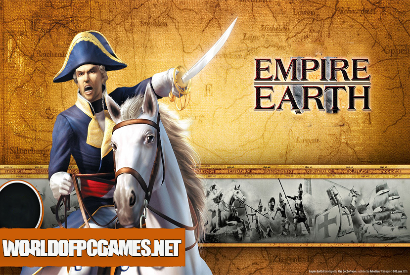 Empire Earth Free Download PC Game By Worldofpcgames.net
