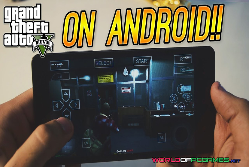 GTA V Free Download APK Android Full Data Working XDA