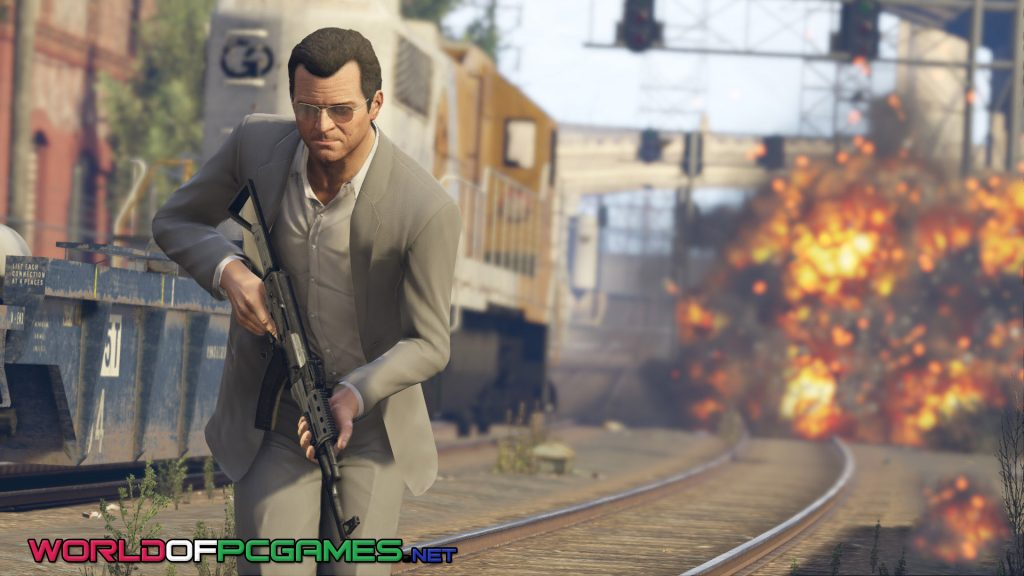 GTA V Free Download APK Android By Worldofpcgames.net