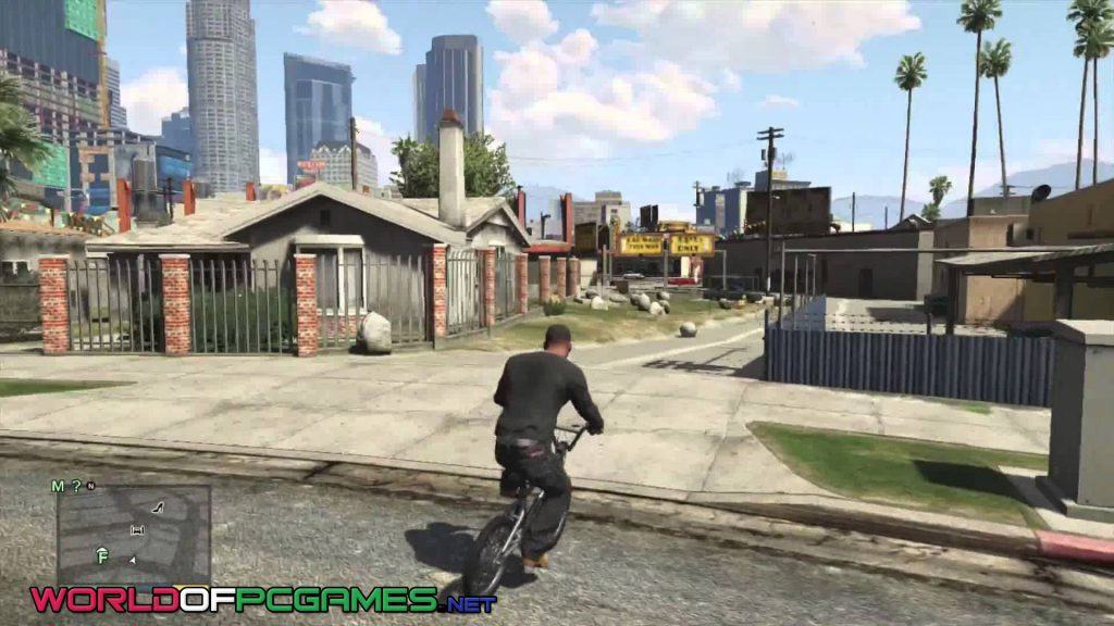 GTA V Free Download APK Android By Worldofpcgames.net 3 1024x576 - GTA V For Android APK Download Free