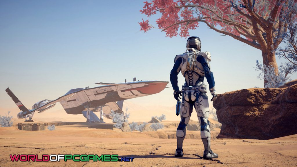 Mass Effect Andromeda Free Download PC Game By Worldofpcgames.net