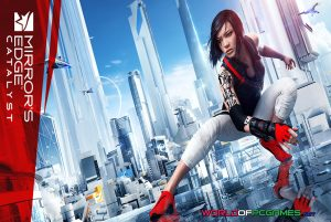 Mirrors Edge Catalyst Free Download PC Game By Worldofpcgames.net