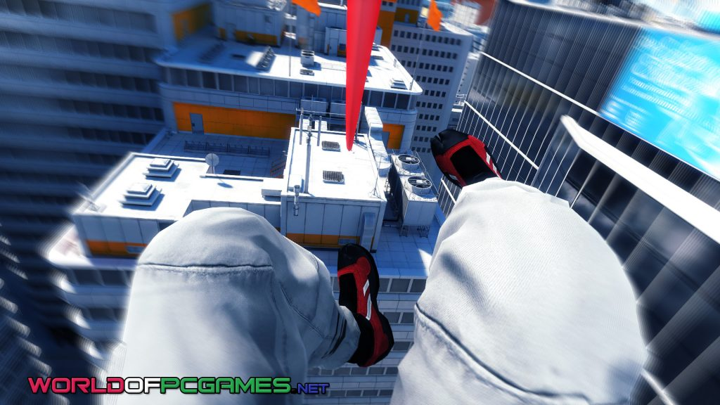 Mirrors Edge Free Download PC Game By Worldofpcgames.net