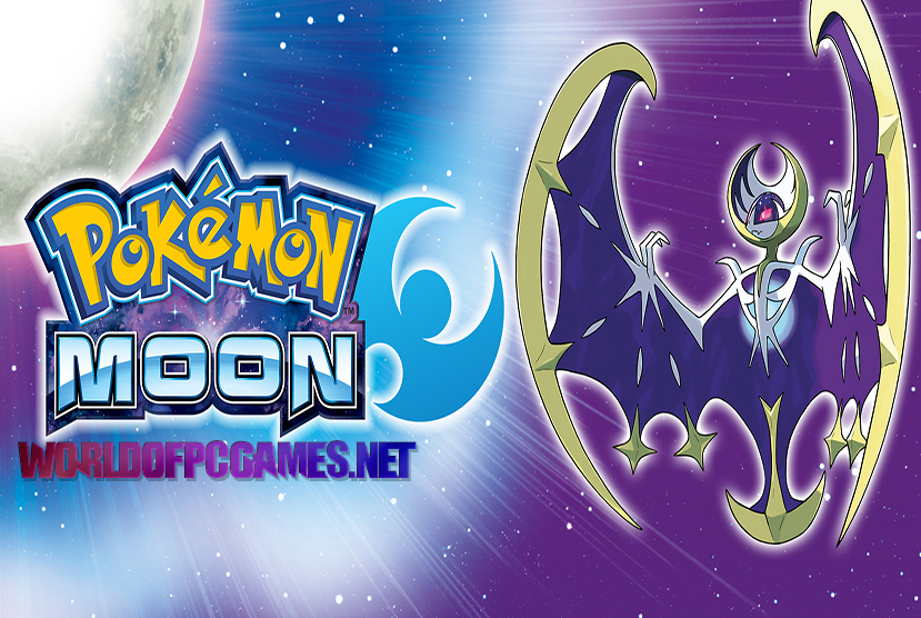 Pokemon Moon Free Download PC Game Region Free Decrypted 3DS