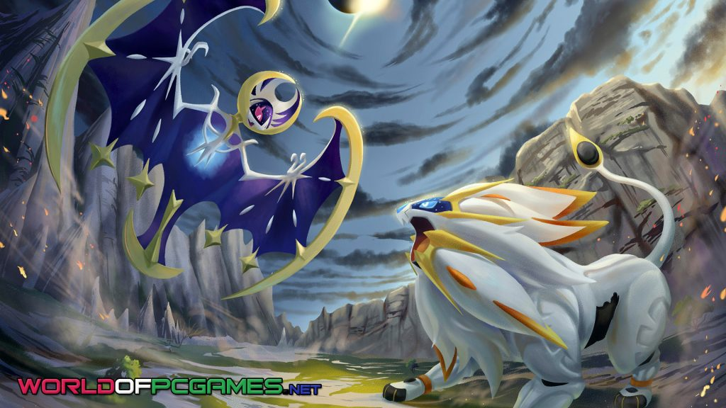 Pokemon Sun And Moon Region Free 3DS Decrypted Download