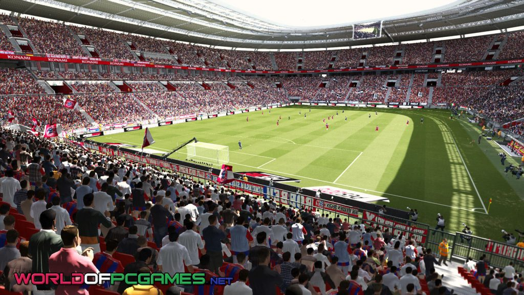 Pro Evolution Soccer 2015 Free Download PC Game By Worldofpcgames.net