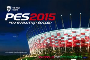 Pro Evolution Soccer 2015 Free Download PC Gmae By Worldofpcgames.net