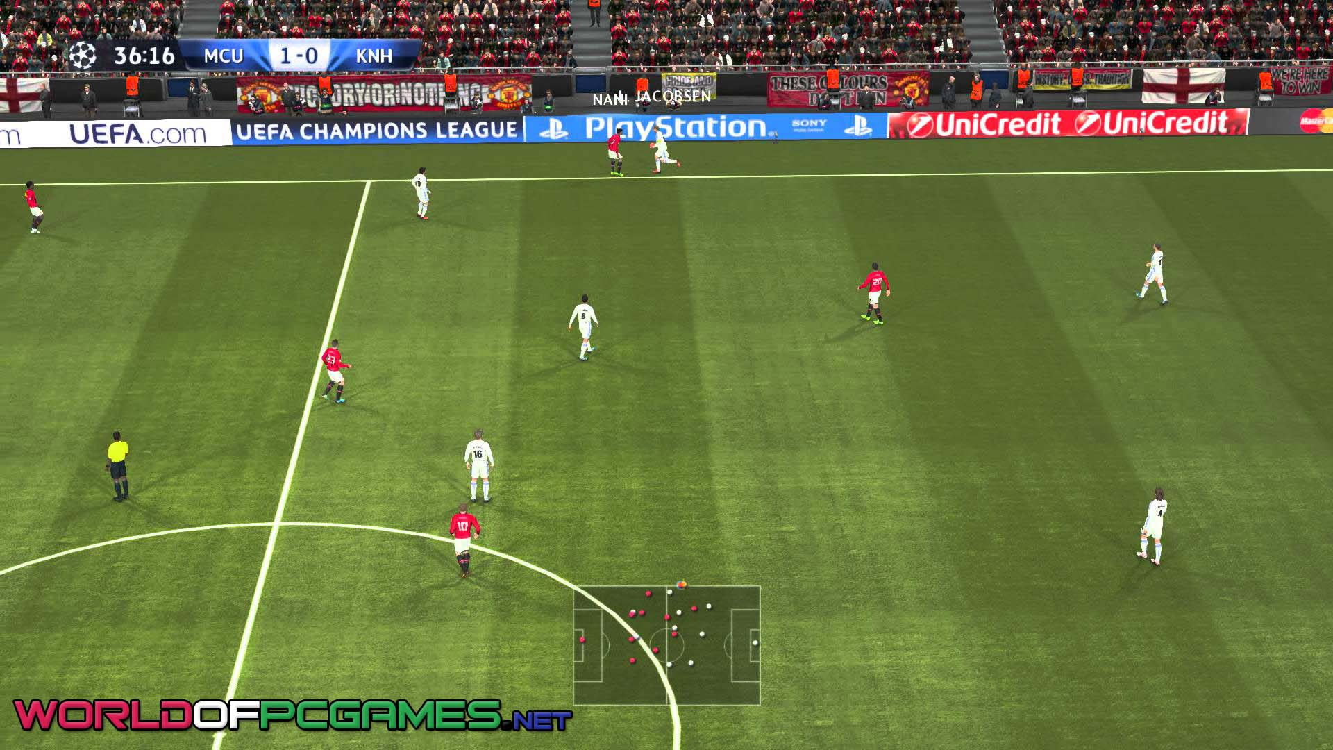 Pro Evolution Soccer Free Download By Worldofpcgames.net