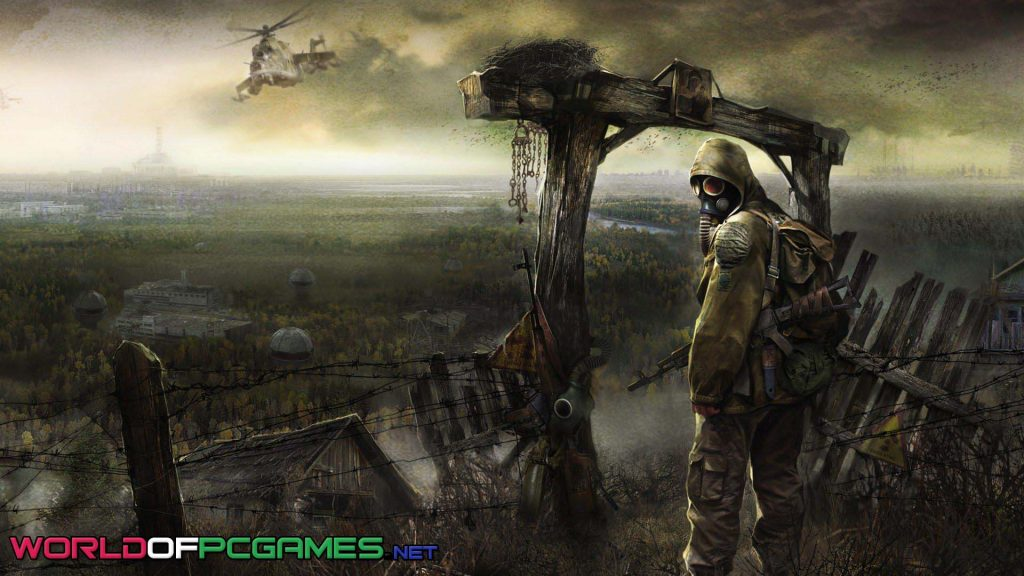 S.T.A.L.K.E.R Shadow of Chernobyl Free Download By Worldofpcgames.net