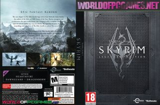 The Elder Scrolls V Skyrim Free Download PC Game By Worldofpcgames.net