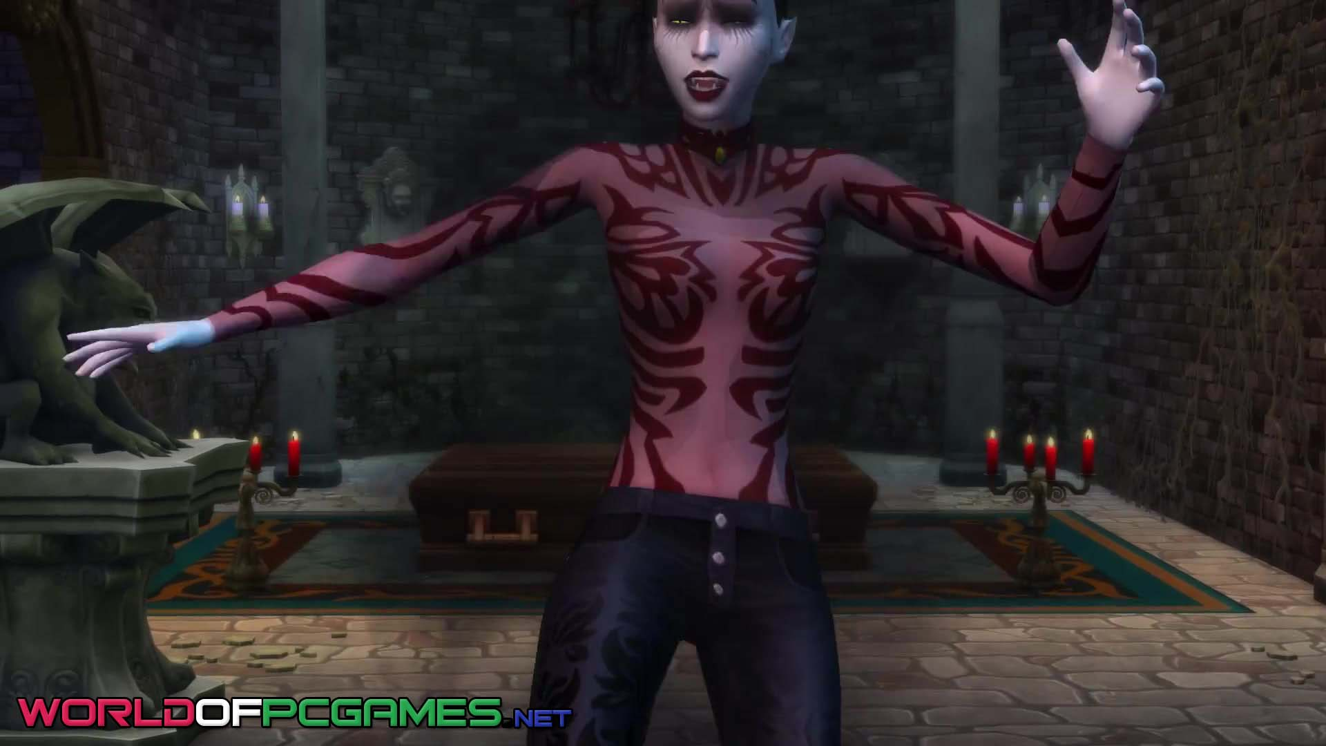 The SIMS 4 Vampires Free Download By Worldofpcgames.net