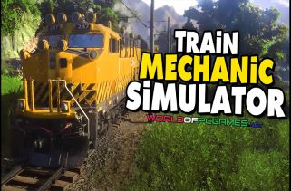 Train Mechanic Simulator 2017 Free Download PC Game By Worldofpcgames.net