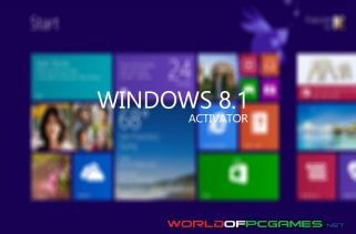 Windows 8.1 Activator Free Download By Worldofpcgames.net