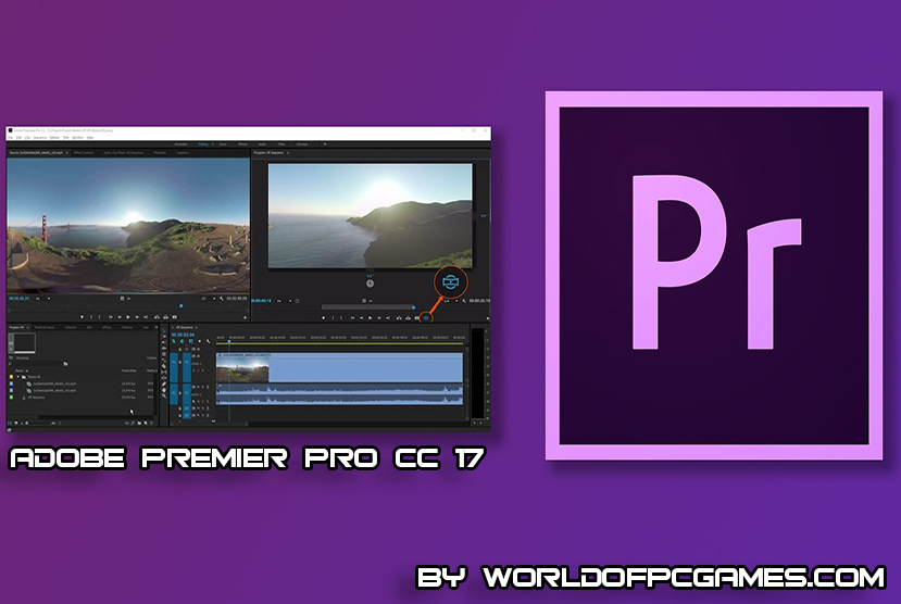 Adobe Premier Pro CC 2017 Free Download By Worldofpcgames.com