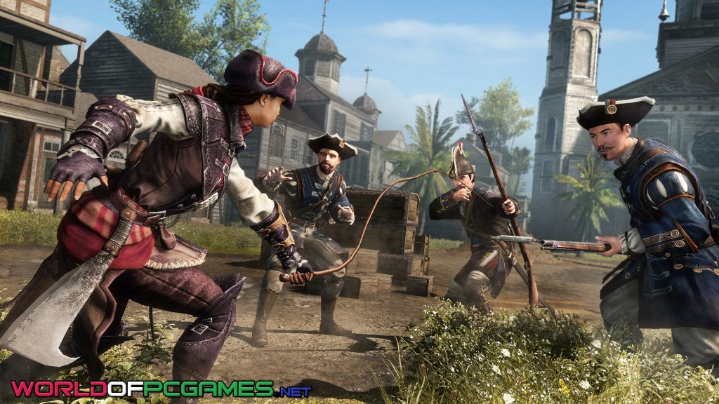 Assassins Creed Liberation Free Download By Worldofpcgames.net
