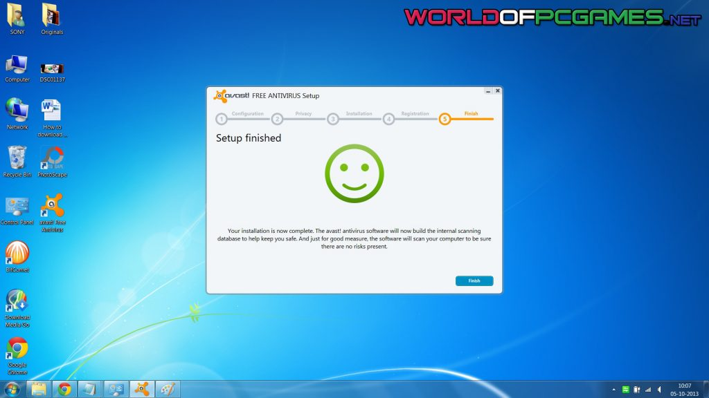 Avast Free Antivirus For Mobile Free Download By Worldofpcgames.net