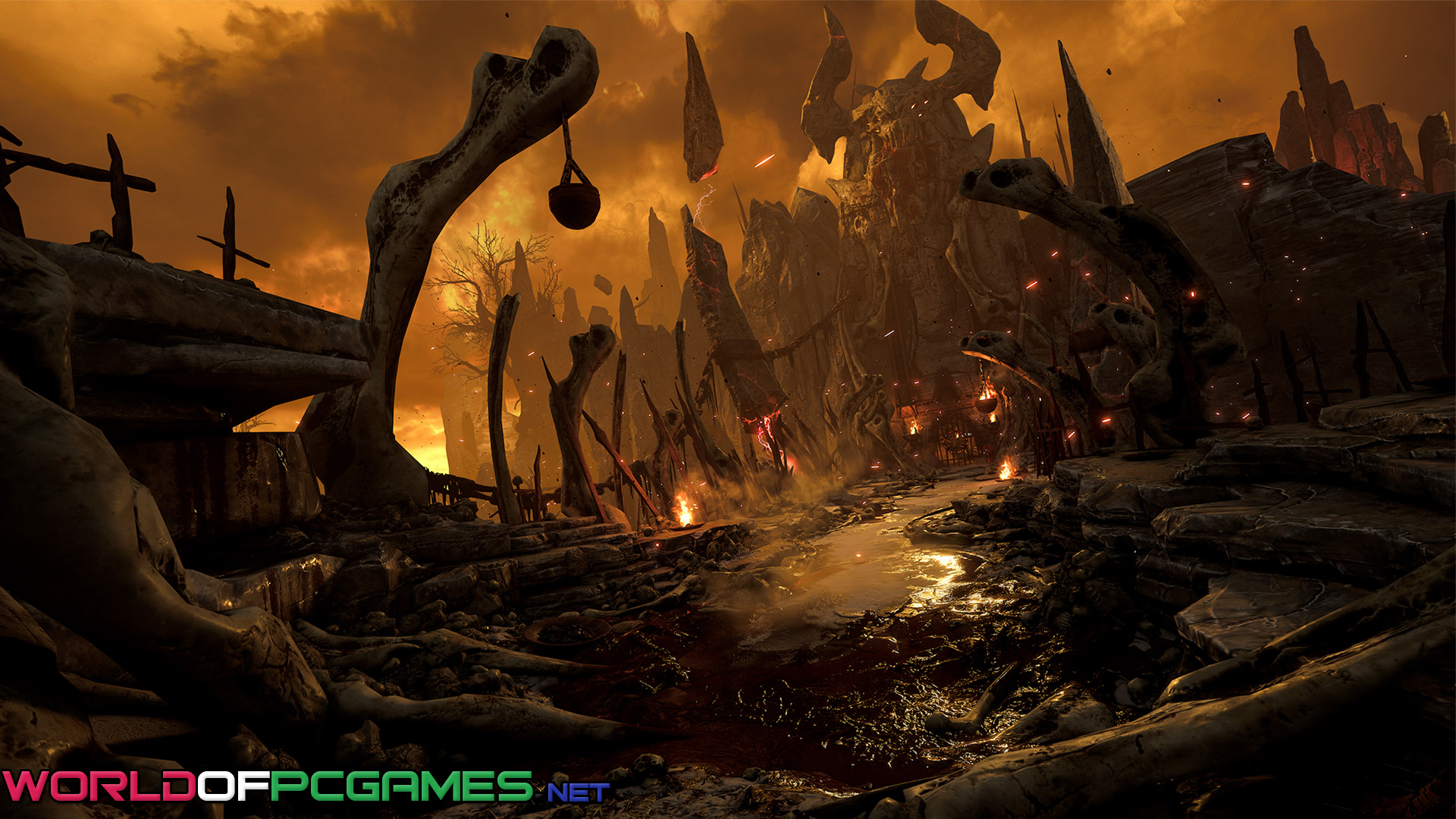 Doom Free Download By Worldofpcgames.net