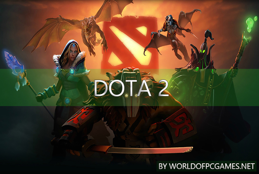 Dota 2 Free Download By Worldofpcgames.net