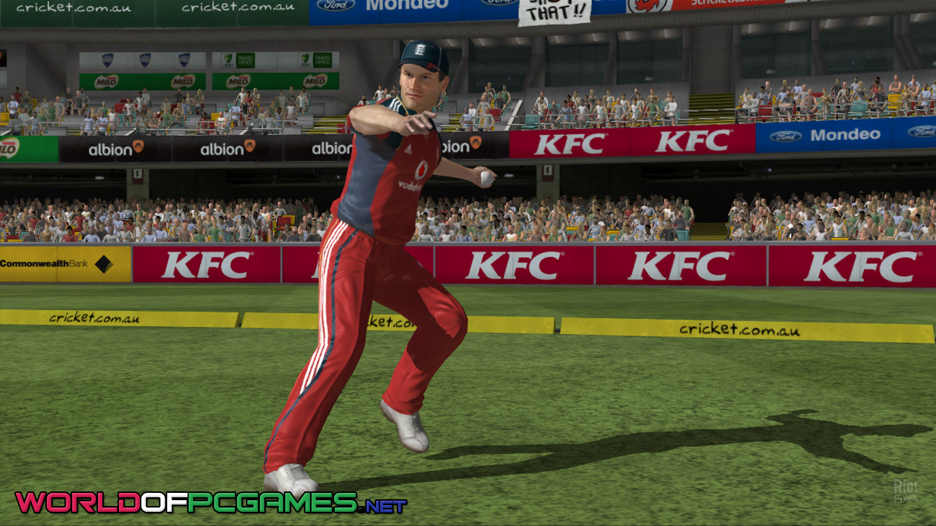 EA Sports Cricket Games Free Download By Worldofpcgames.net