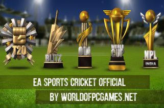 EA Sports Cricket Free Download By Worldofpcgames.net