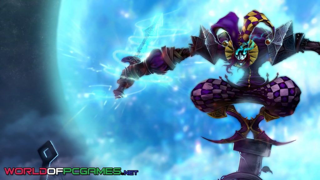 League of Legends Free Download By Worldofpcgames.net