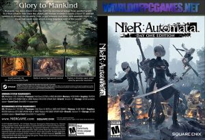 Nier Automata Free Download PC Game By Worldofpcgames.net
