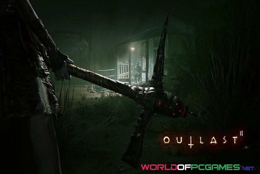 Outlast 2 Free Download PC Game By Worldofpcgames.net