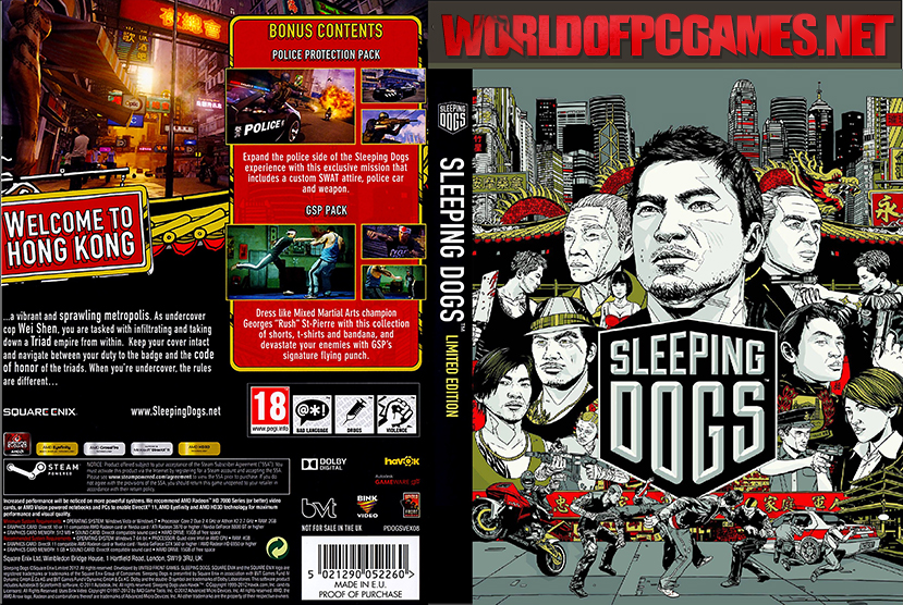 Sleeping Dogs Free Download By Worldofpcgames.net