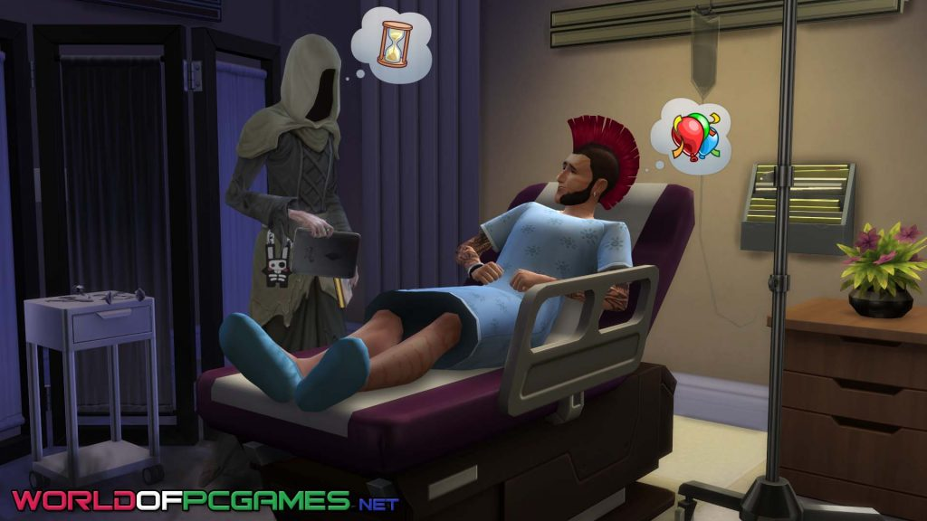 The SIMS 4 get to work Free Download By Worldofpcgames.net