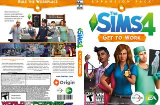 The Sims 4 Get To Work Free Download By Worldofcgames.net