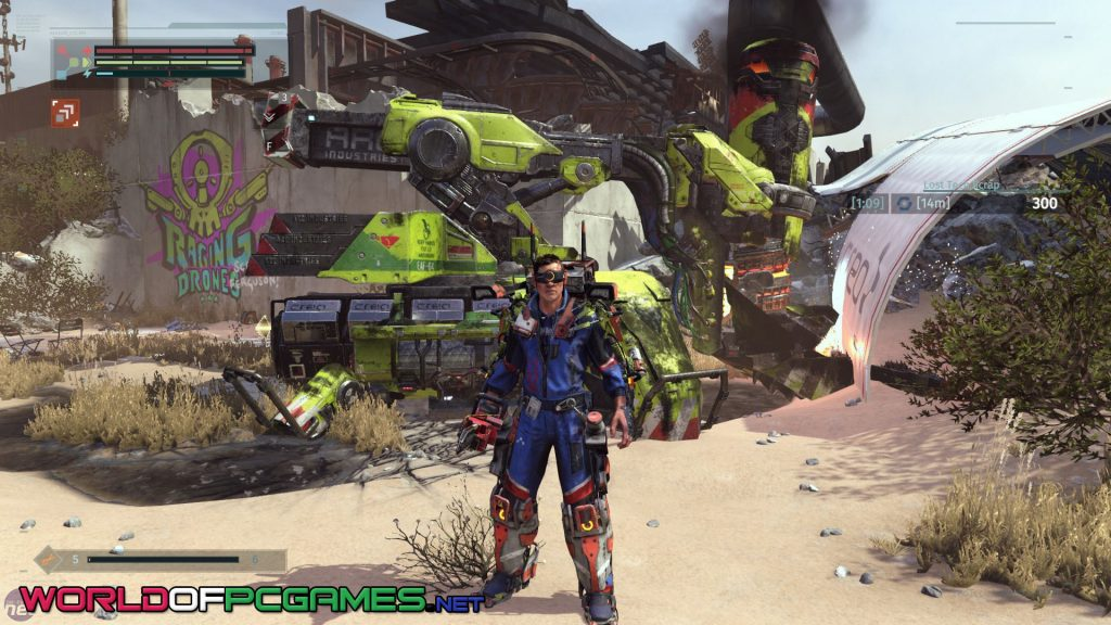 The Surge Free Download PC Game By Worldofpcgames.net