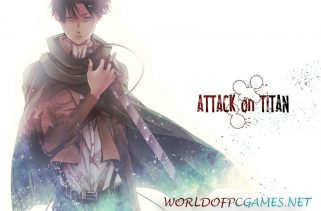 Attack On Titan Free Download PC Game By Worldofpcgames
