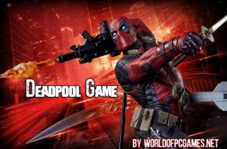 Deadpool Free Download PC Game By Worldofpcgames.net