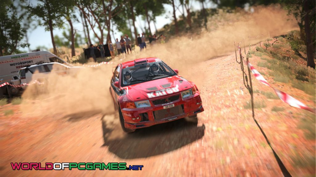 Dirt 4 Free Download PC Game By Worldofpcgames
