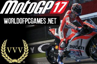 MotoGP 17 Free Download PC Game By Worldofpcgames.net Cover