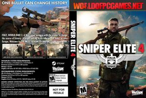 Sniper Elite 4 Free Download PC Game By Worldofpcgames.net