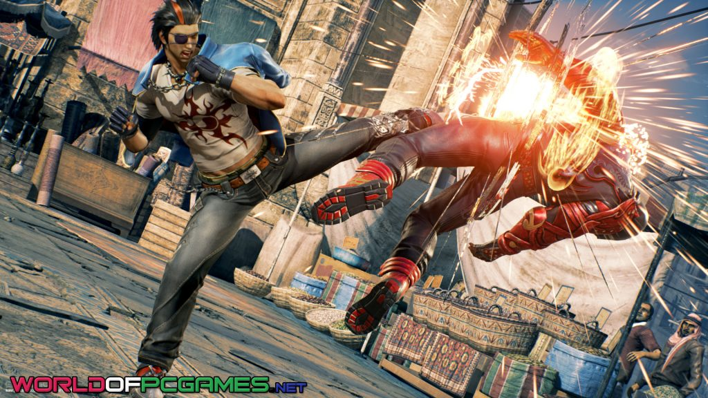 Tekken 7 Free Download Repack By Worldofpcgames.net