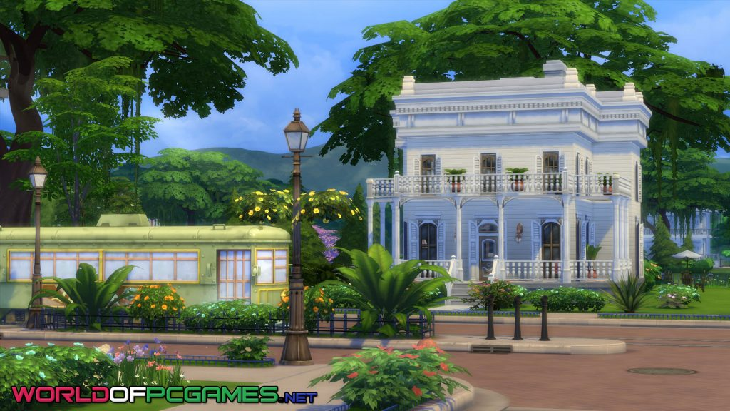 The Sims 4 For Mac Free Download By Worldofpcgames.net
