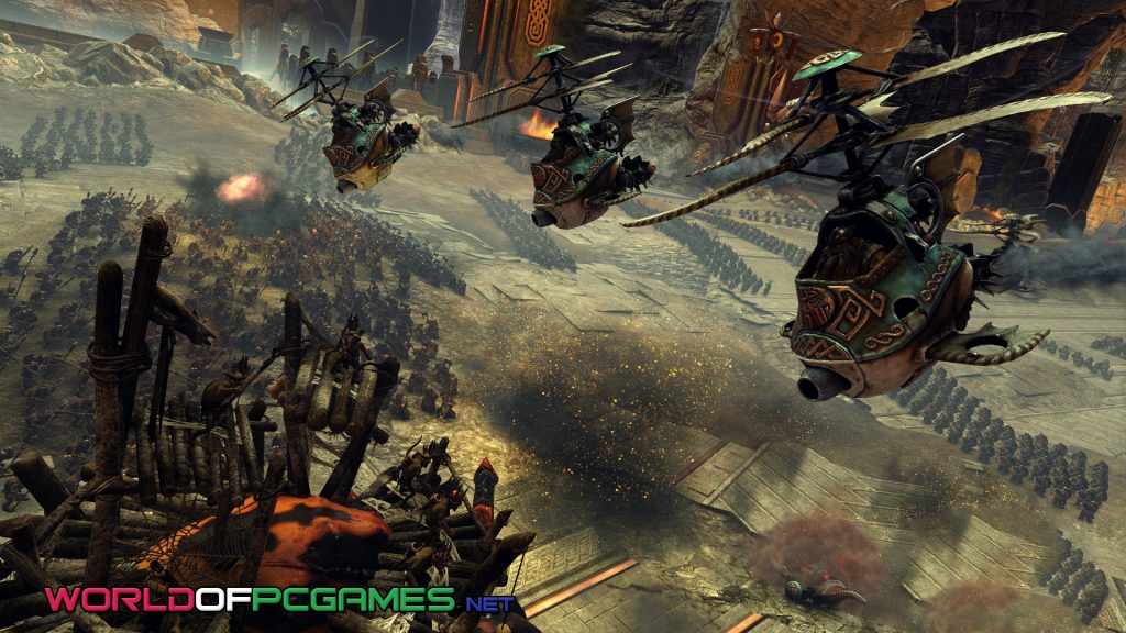 Total War Warhammer Free Download PC Game By Worldofpcgames.net