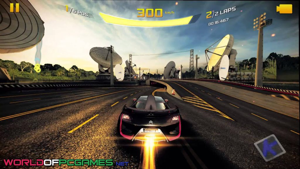 Asphalt 8 Free Download Android APK By Worldofpcgames.net