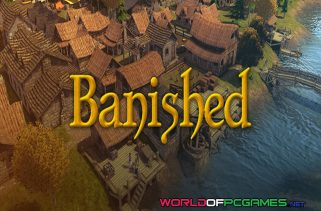 Banished Free Download PC Game By Worldofpcgames.net