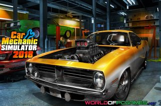 Car Mechanic Simulator 2018 Free Download PC Game By Worldofpcgames.net
