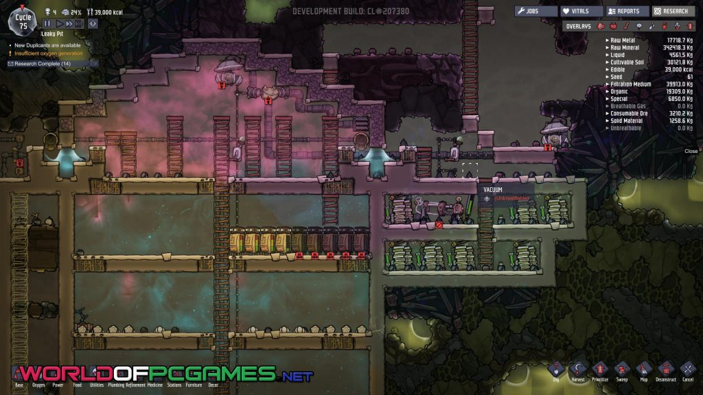 oxygen not included free mac download