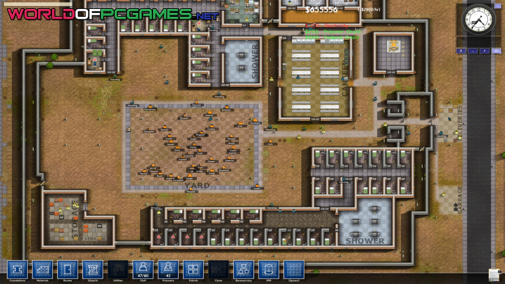Prison Architect Free Download By Worldofpcgames.net