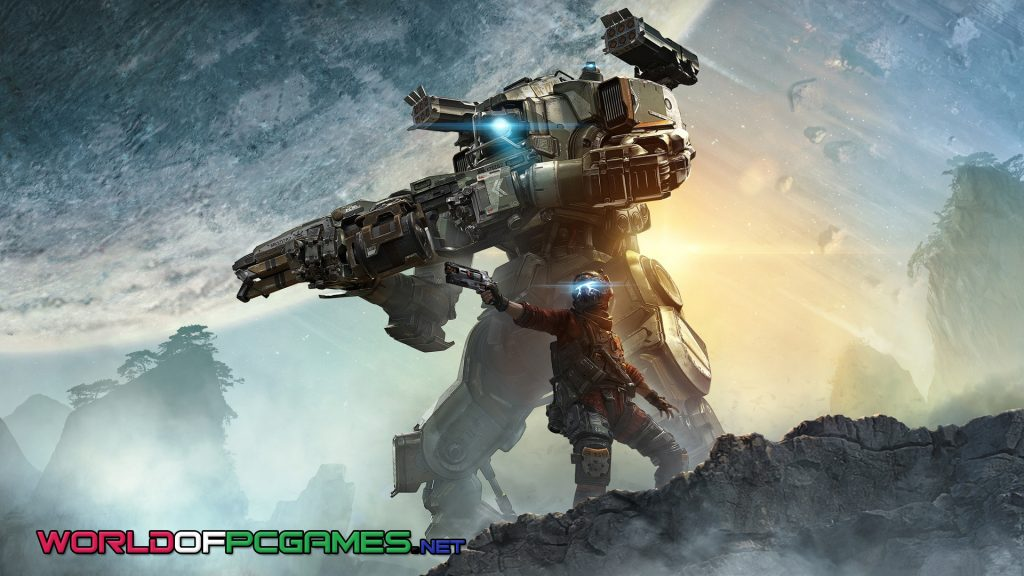 Titanfall 2 Free Download PC Game By Worldofpcgames.net