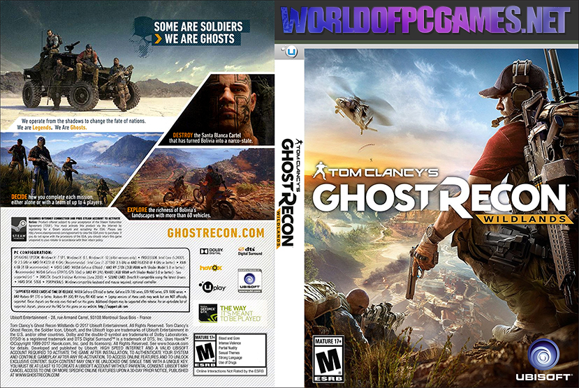 Tom Clancys Ghost Recon Wildlands Free Download PC Games By Worldofpcgames.net