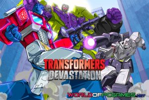Transformers Devastation Free Download PC Game By Worldofpcgames.net