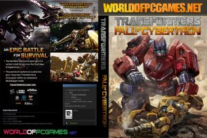 Transformers Fall Of Cybertron Free Download PC Game By Worldofpcgames.net