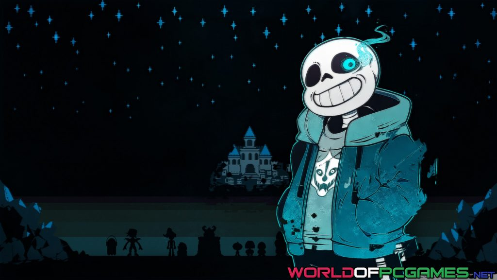 Undertale Free Download PC Game By Worldofpcgames.net
